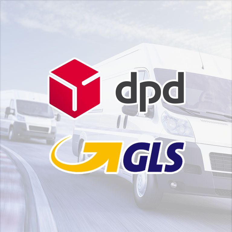 Back Office für DPD und GLS Paket Fragen